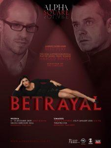 Betrayal advert 215*285